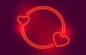lingkaran-menghubungkan-dua-simbol-hati-atau-kasih-berwarna-merah-menyala
